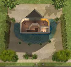 mod the sims contempo beach house a quaint fix er upper heh heh