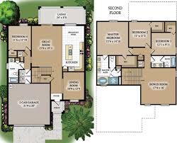 Lennar Independence Floor Plan Preserve At Corkscrew Lennar Homes