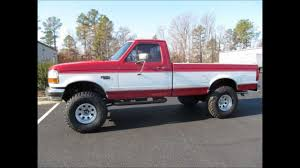 f150 ford trucks for sale 4x4 1994 ford f 150 xlt lifted truck for sale http