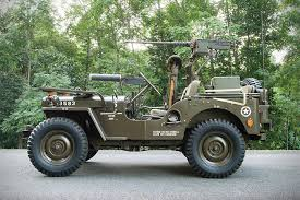 military jeep with gun 1951 willys m38 jeep hiconsumption