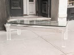 lucite small acrylic coffee table ideas u2014 bitdigest design
