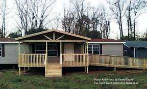 homes with porches mobile home decks and porches what you need to porch stairs