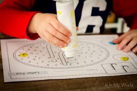 preschool letter j in my world