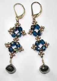 easy earrings free project easy peasy earrings 20 minutes from wiseman