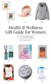 healthy gifts health and wellness gift guide for women conyers