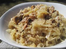 sauerkraut with country style ribs recipe