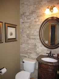 Wallpaper Ideas For Bathroom Attractive Bathroom Best 25 Wallpaper Accent Wall Ideas On