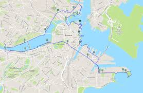 Back Bay Boston Map by Marathon Training Around Boston We U0027ve Got Your 20 Mile Route