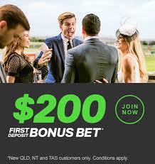 ubet 200 first deposit match bonus bet ubet