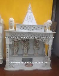 Marble Temple Home Decoration Home Temple Decoration Lights Wanker For