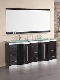 Glass Top Vanities Bathrooms Glass Bathroom Vanities In Multiple Styles