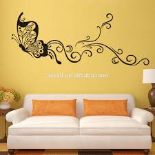 9315 large size butterfly wal stickers diy home decorations wall