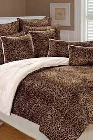 Leopard Print Curtains And Bedding Animal Print Bedspreads And Comforters Foter