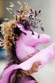 Kentucky Derby Flowers - crazy racing hats kentucky derby 2012 craziest racing hats ever