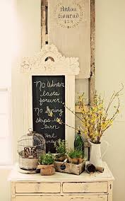 Country Style Shabby Chic Decor Tips and Tricks
