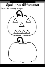 Free Printables For Halloween by Spot The Difference U2013 1 Worksheet Free Printable Worksheets