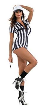 referee costume secret wishes women s referee costume romper black
