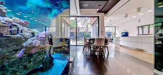 Home Aquarium Interior Design Ideas - Home aquarium designs