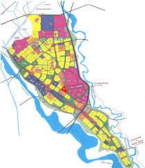 Greater Noida Metro Map by Map Of Faridabad Neharpar Region Indian Real Estate