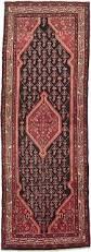 Black Persian Rug Black 3 U0027 5 X 9 U0027 8 Darjazin Persian Runner Rug Persian Rugs