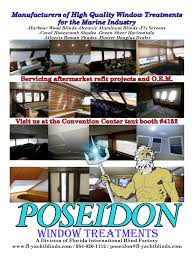 2013 miami boat show poseidon window treatments