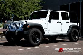 black jeep 2017 white jeep wrangler with black rims best auto cars blog oto