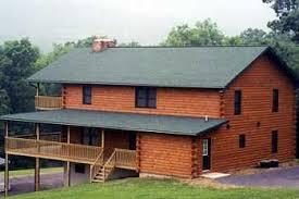 two story log homes two story modular log homes