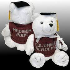 Personalized Graduation Teddy Bear Personalized Gifts Brown Plush Teddy Bear With Sweater