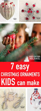 7 easy ornaments can make centered holidays