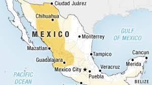 sinaloa mexico map cartels npr