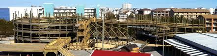 Ocean City Maryland Map Jolly Roger Speedworld Go Karts Ocean City Md Go Karts