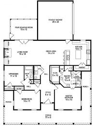 farmhouse plans with porch house plan 653881 3 bedroom 2 bath southern style house plan with