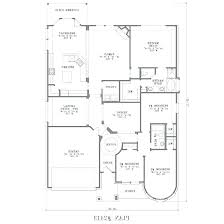 one story open concept floor plans plans house plans open floor plan one story