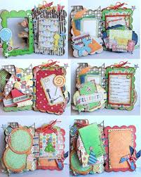 Pretty Photo Albums 284 Bästa Bilderna Om Mini Books På Pinterest Minis