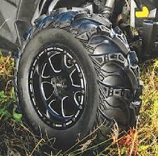 itp mud light tires itp mud lite ii multi terrain tire utv action magazine