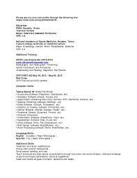 veterinary assistant resume example veterinarian resume sample