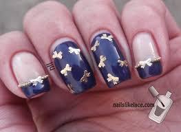 nailslikelace born pretty store review metal nail decor bows