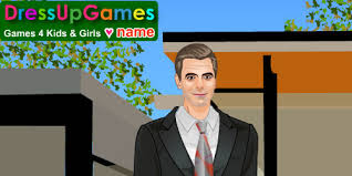 ht83 george clooney dress up game free online games