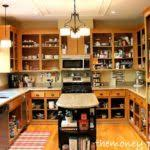 No Door Kitchen Cabinets Kitchen Cabinet With No Doors Options For A Kitchen Design With
