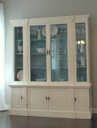 china cabinet cream china cabinet cabinets kitchen dining room
