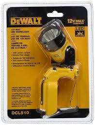 amazon black friday dewalt dewalt dcl510 12 volt max led worklight basic handheld