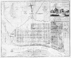 Savannah Ga Map Hargrett Library Rare Map Collection Savannah U0026 The Coast