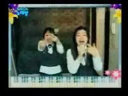 Asian Karaoke Meme - funny korean girls karaoke comedy singing songs sexy music video