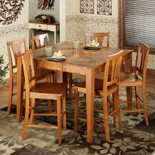 west albany 7 pc counter height dining set