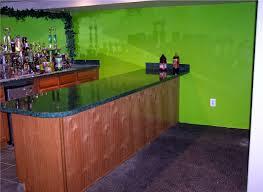 interior cool basement decoration using all white basement wall