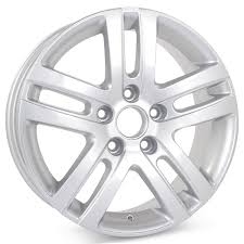 white volkswagen passat black rims amazon com new 16