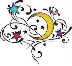 the 25 best moon star tattoo ideas on pinterest star tattoos