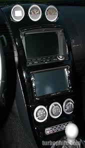 350z Custom Interior Nissan 350z Modifications Usa
