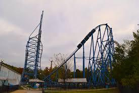 Weather At Six Flags Nj Six Flags St Louis Freeze Tacular California Coaster Kings