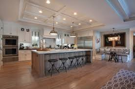 open kitchen floor plans with islands island with cabinet access stools also the idea of